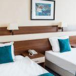 Стандартна стая с 2 отделни легла и вана