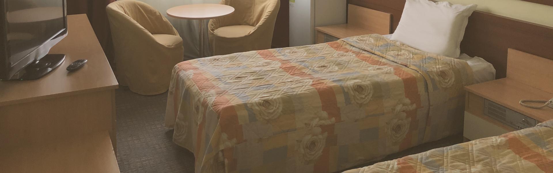 Икономична двойна стая с 2 отделни легла